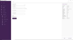 Screenshot 2 - website